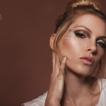 Ina - glitter theme Beauty Shooting