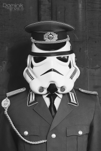 Star Wars Stormtrooper- just different